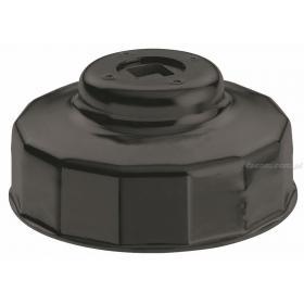 D.139 - klucz kloszowy wieloboczny, filtr 14-kątny Ø 65,0 mm
