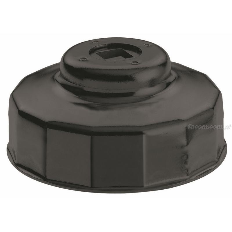 D.141 - klucz kloszowy wieloboczny, filtr 15-kątny Ø 92,0 mm