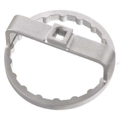 DE.66-18 - klucz kloszowy wieloboczny do korków kompozytowych filtrów oleju, filtr Ø 66 mm