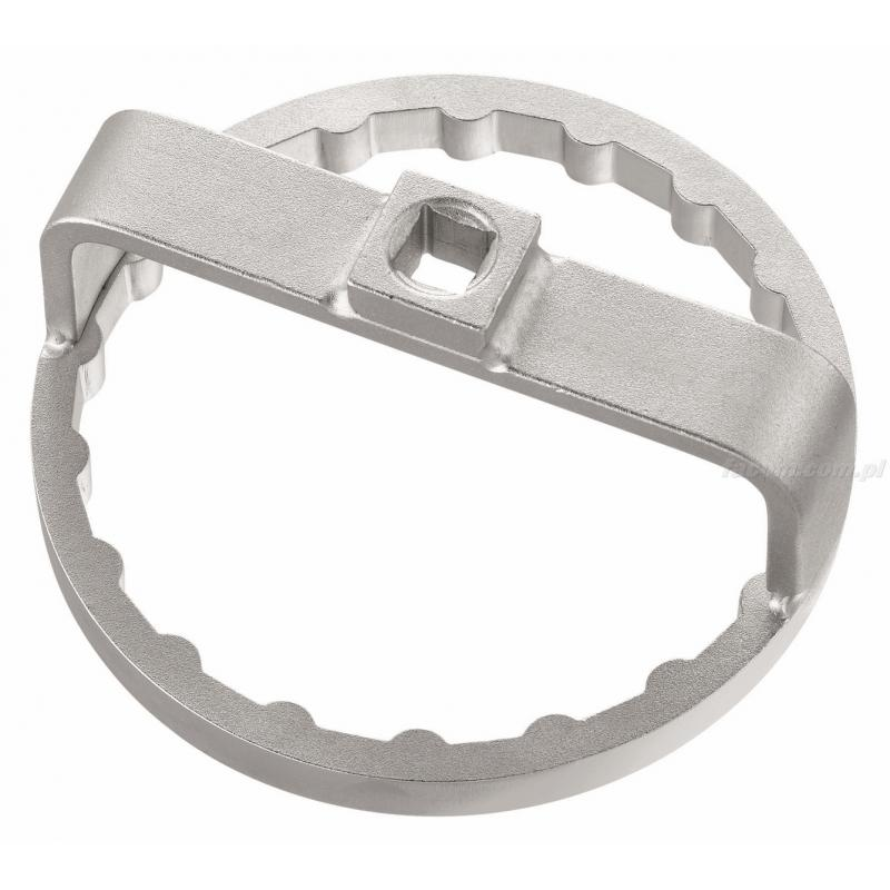 DE.96-18 - klucz kloszowy wieloboczny do korków kompozytowych filtrów oleju, filtr Ø 99 mm