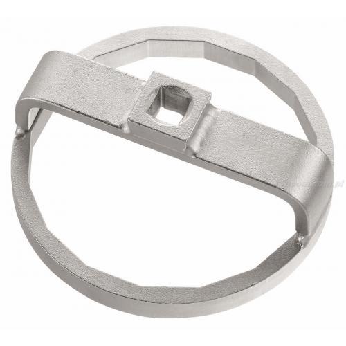 DE.75-14 - klucz kloszowy wieloboczny do korków kompozytowych filtrów oleju, filtr 14-kątny Ø 76 mm