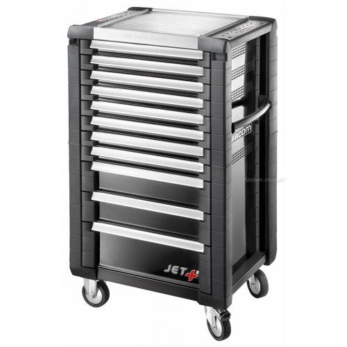 JET.11GM3 - ROLLCAB JETM3 11 DRAWERS BLACK