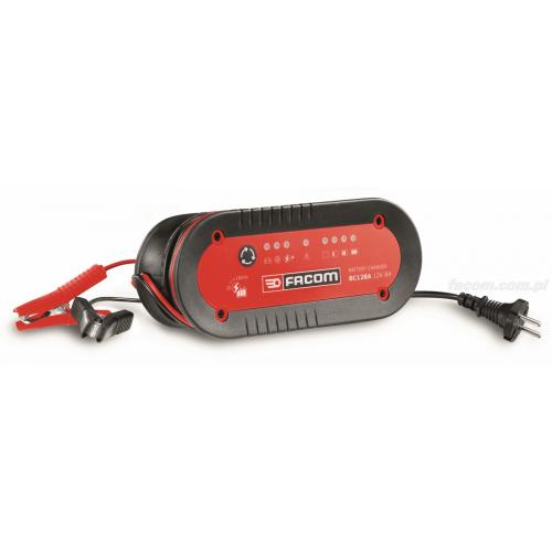BC128A - BATTERY CHARGER 12V 8A V2