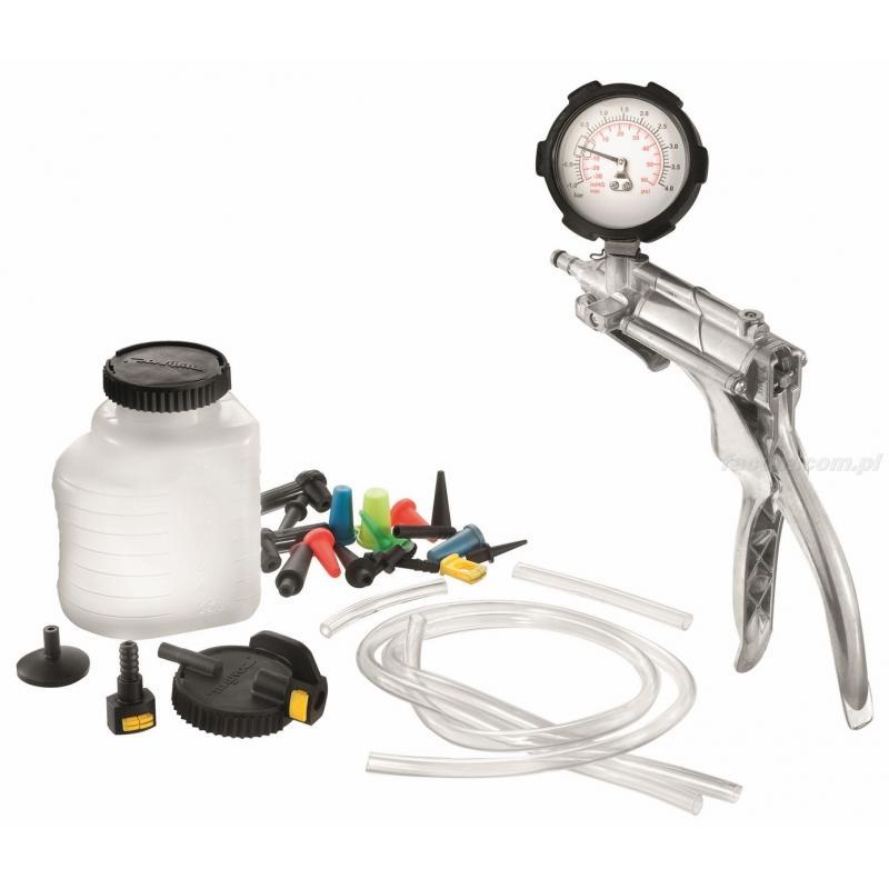 DA.160 - pompa ręczna ciśnieniowa i podciśnieniowa