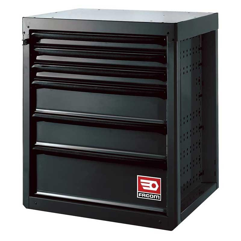 RWS-MBS6TBS - Base unit 6 drawers