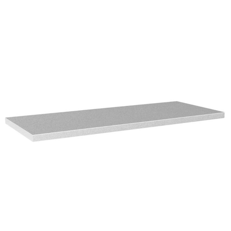 RWS-PBG3 - ROLL galvanized Worktop, 2175 mm