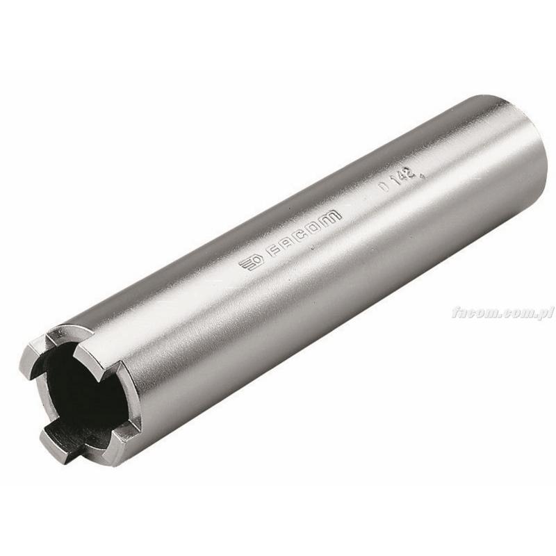 "D.142 - nasadka nacinana do wtryskiwacza 1/2"", 28,5 mm"