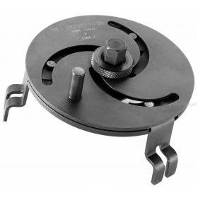 DM.J - urządzenie do demontażu pokrywy czujnika poziomu paliwa, 88 - 170 mm