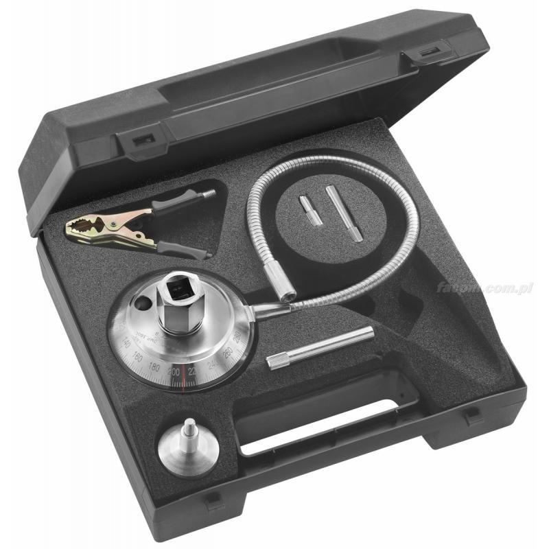 DMP.360L - klucz do dokręcania kątowego z zabierakiem kwadratowym 1/2'', końcówki 24 - 65 mm