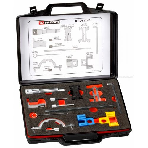 DT.OPEL-P1 - TIMING KIT FOR OPEL P