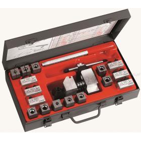 347 - zestaw do kielichów SAE/DIN, przewody miedziane i stalowe śr. 4,75 - 12 mm
