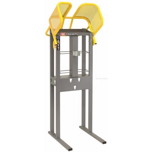 DLS.400 - stanowisko do ściągania sprężyn (bez osprzętu)