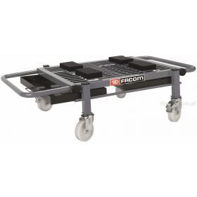 CR.S6 - podpora do podzespołów ciężkich (silnik, skrzynia biegów itp.)