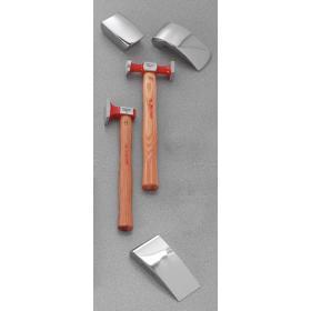 CR.858J5 - zestaw 5 podstawowych narzędzi do formowania blach