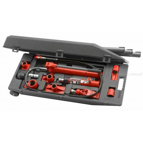CR.10T - zestawy narzędzi hydraulicznych do napraw nadwozi 10 t