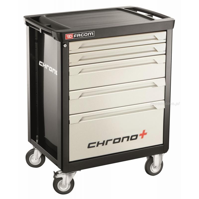 CHRONO.5M3 - wózek CHRONO+ 5 szuflad - 3 moduły na szufladę