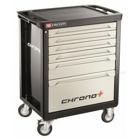 CHRONO.6M3- wózek CHRONO+ 6 szuflad - 3 moduły na szufladę