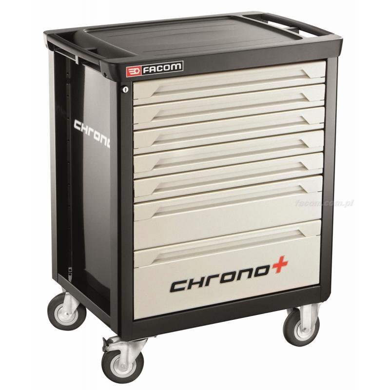 CHRONO.7M3 - wózek CHRONO+ 7 szuflad - 3 moduły na szufladę