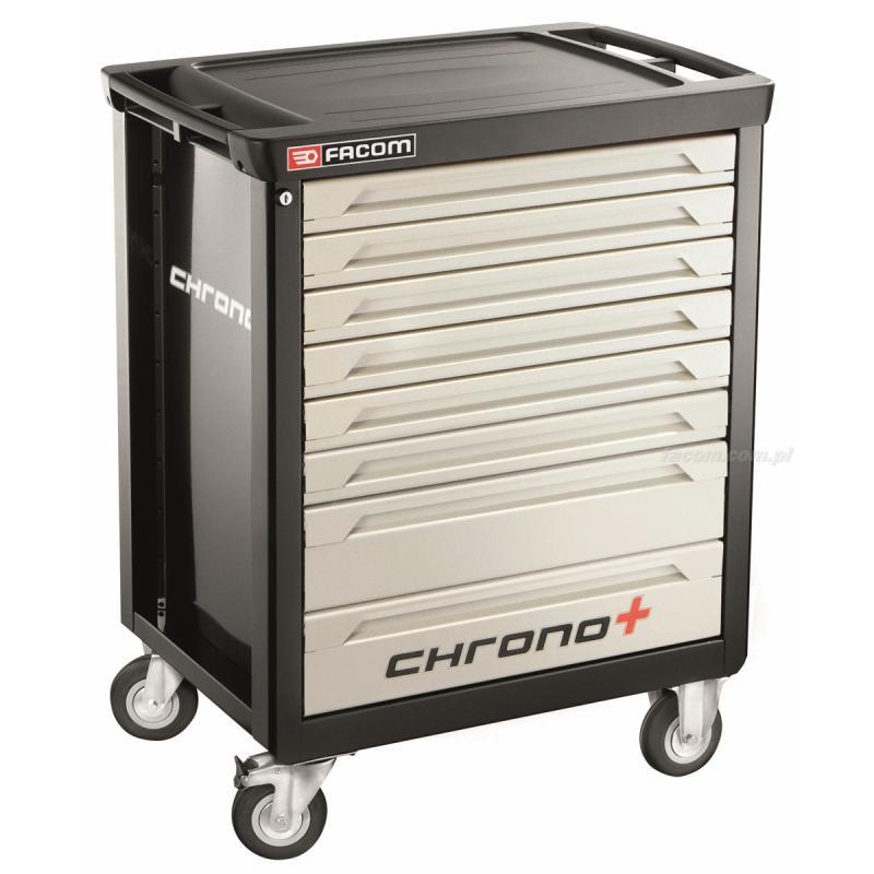 CHRONO.8M3 - wózek CHRONO+ 8 szuflad - 3 moduły na szufladę
