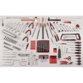 CU.AE56 - zestaw 167 narzędzi dla mechanika międzylądowania