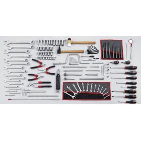 CU.AE10 - zestaw 118 narzędzi do obsługi silnika