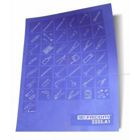 2225.A1 - arkusz piktogramów