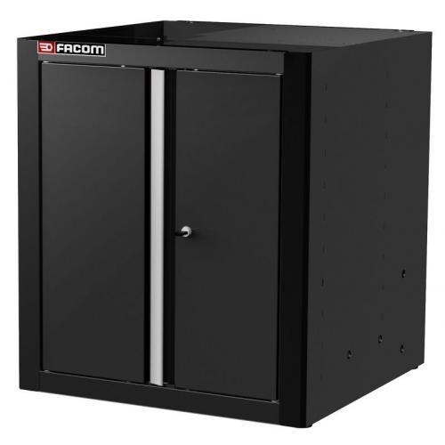 JLS2-MBSPPBS - Jetline+ base units full doors, black