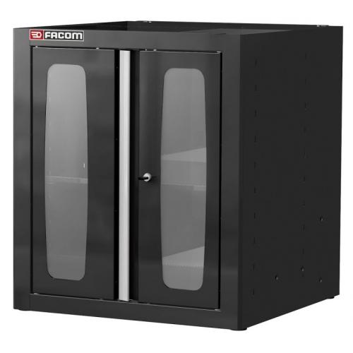 JLS2-MBSPVBS - Jetline+ base units glazed doors, black