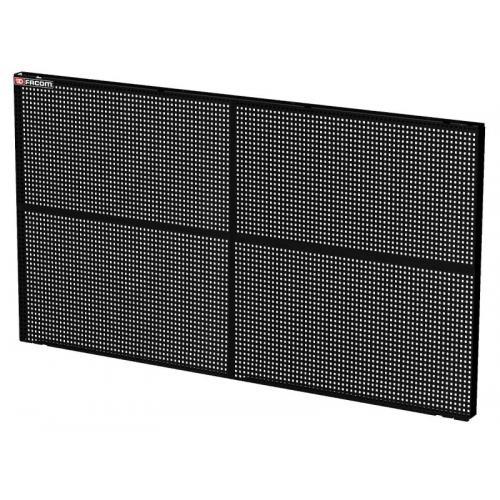 JLS2-PAV2BS - Panel do zawieszania na ścianie Jetline+, 2 moduły, czarny