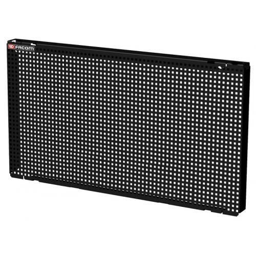 JLS2-PPAV1BS - Połowa panelu do zawieszenia na ścianie Jetline+, 1 moduł, czarny