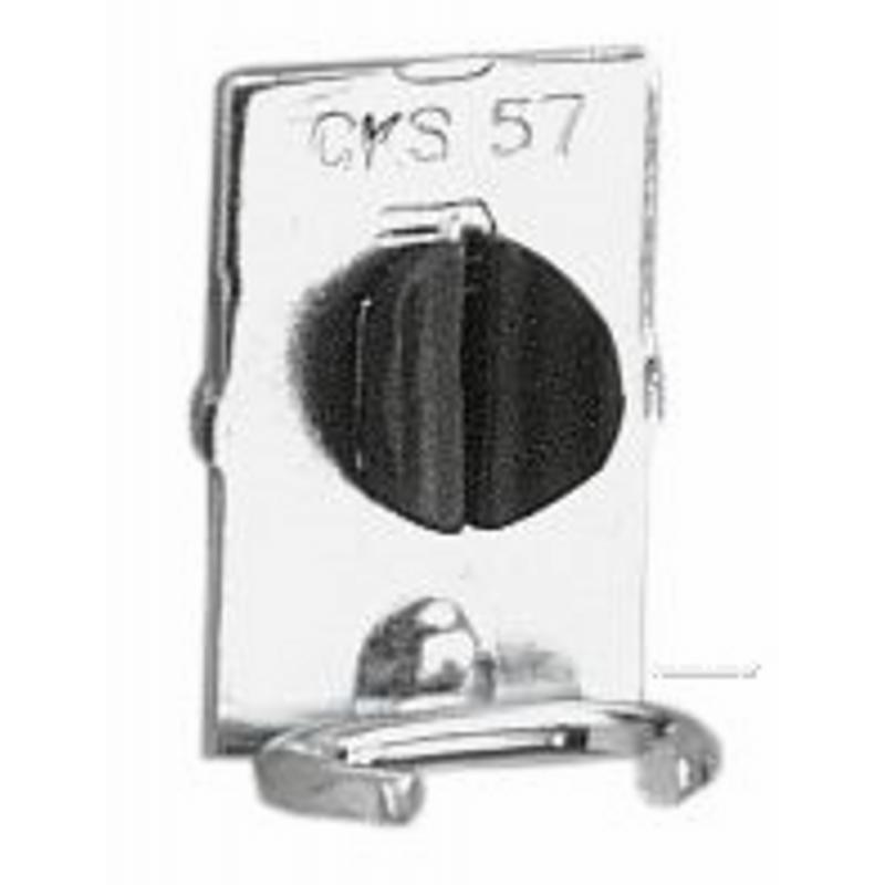 CKS.57A - zaczep pojedynczy do kluczy płaskich