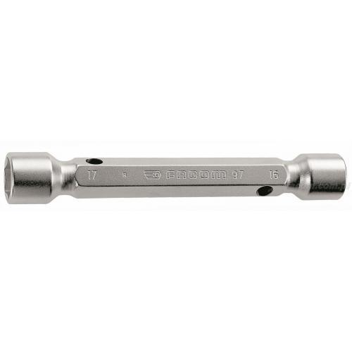 97.18X19 - Klucz długi kuty, 18x19 mm