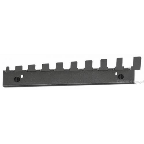 CKS.37A - TOOL RACK (9 X SOCKET WRENCHES)