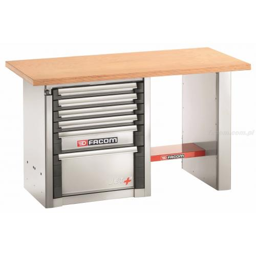 1500.AB1M3 - WORKBENCH 1.5M-6 DRAWERS