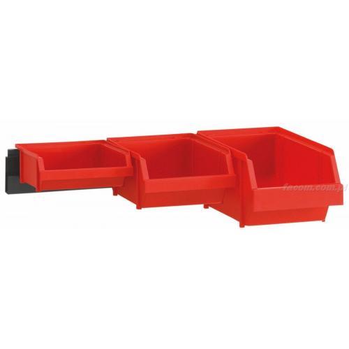CKS.86 - PLASTIC BIN 110X110X40