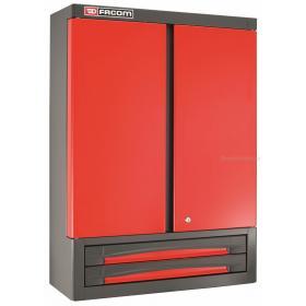 2202XL - szafka ścienna - 2 szuflady + żaluzje - wysokość 1000 mm