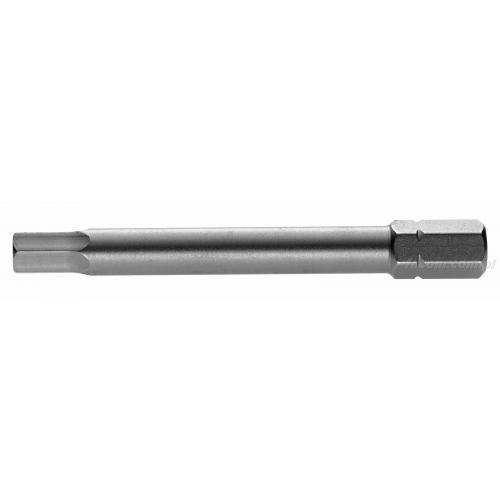 EH.204L - Końcówka standardowa długa do śrub z gniazdem 6-kątnym, 4 mm