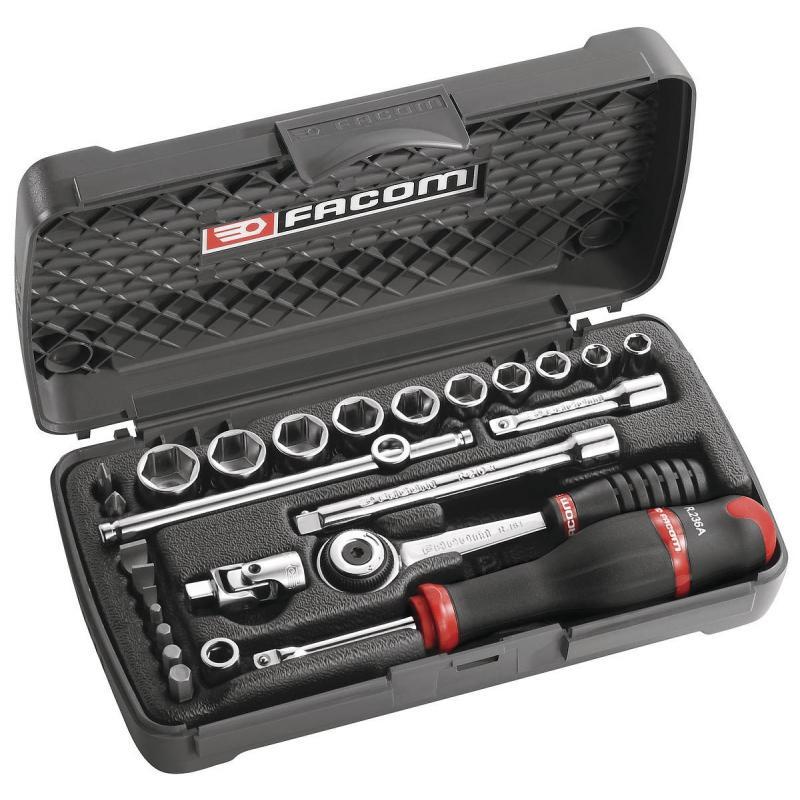 R.425AP - Socket Set 1/4 Drive