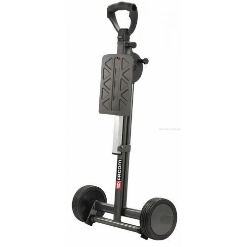 BV.C1 - wózek stanowisko pracy i uchwyt walizki z narzędziami serwisowymi