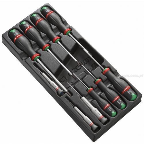 MOD.A6 - Moduł 10 wkrętaków Protwist® Resistorx i Micro-Tech® Torx®, T6 - T8 i TT10 - TT40