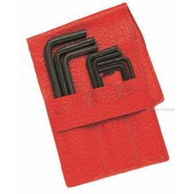85.JU10 - zestaw kluczy do gniazd BRISTOL, 033 - 183
