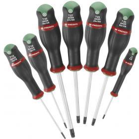 ANXR.J7PB - zestaw wkrętaków Protwist® do śrub Torx i Resistorx, T8, TT10 - TT30