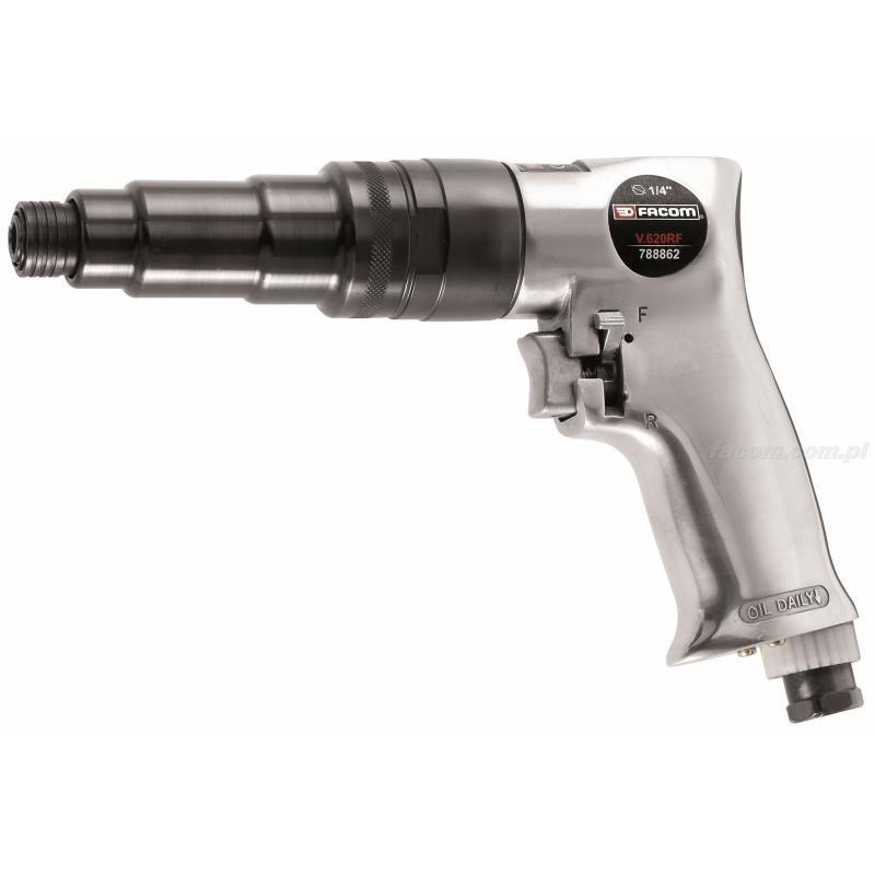 """V.620RF - dokrętarka dwukierunkowa """"pistoletowa"""", 13 Nm"""
