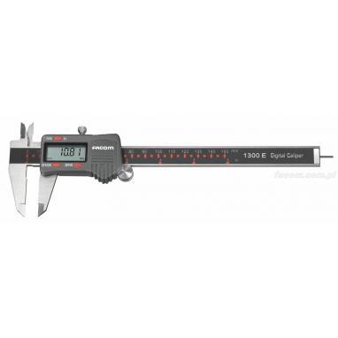 1300E - Suwmiarka cyfrowa warsztatowa - dokładność 1/100, 150 mm