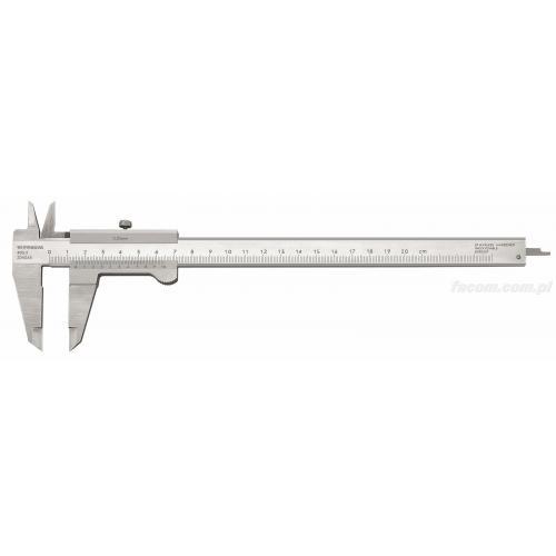 805.2 - Suwmiarka uniwersalna - dokładność 1/50, 200 mm
