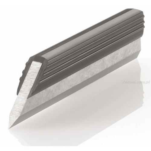 809.100 - Liniał krawędziowy ze stali nierdzewnej, 100 mm