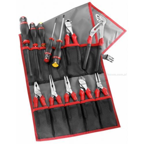 """184.J3CPE - zestaw narzędzi """"utrzymanie ruchu"""" w saszetce"""
