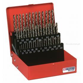 222A.TJ50 - zestaw wieteł szlifowanych, 1 - 5,9 mm