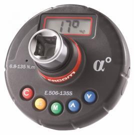 E.506 - Electronic torque / angle adapter, 6,7 - 340 Nm
