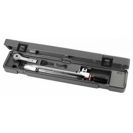 202A - Manual click wrenches with removable ratchet, 20 - 200 Nm